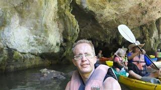 Awesome Kayaking in Krabi, Thailand [short version]