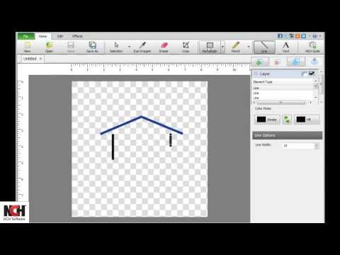 How to Make Logo with DrawPad Logo Creator