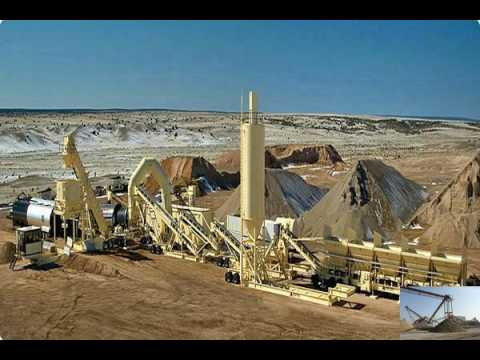 Aggregate Production Equipment