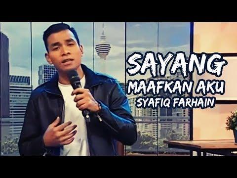 Syafiq Farhain - Sayang Maafkan Aku at WHI // Part (1/3)