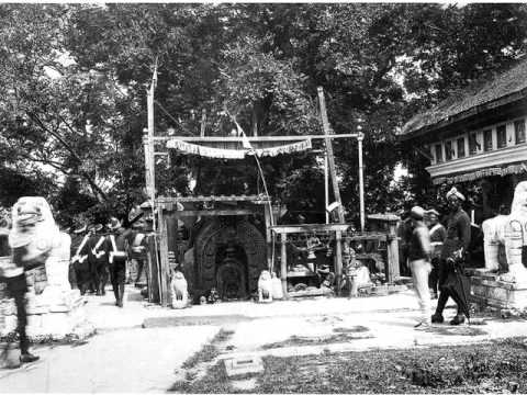 Old Kathmandu Photos