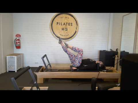 Intro to Reformer Pilates