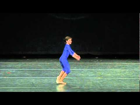"Timoor Afshar, winner of Youth Grand Prix ""Oceano""- Indiana Ballet Conservatory- YAGP Finals 2011"