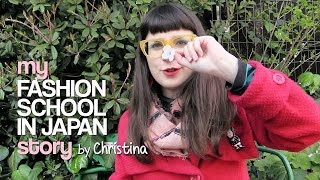 My Fashion School in Japan Story by Christina