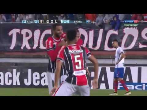 Joinville 1 x 1 Bahia - Melhores momentos - 30/8/2016