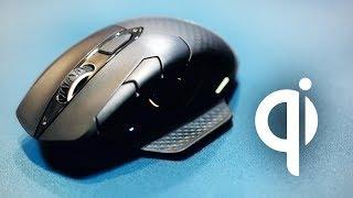 Corsair's BRILLIANT Idea: Qi Wireless Charging Peripherals!
