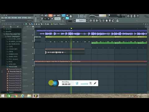 Fl studio video[song dj rohit raj] Bhojpuri dj song...