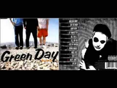 Green Day song that sound like other Green Day songs