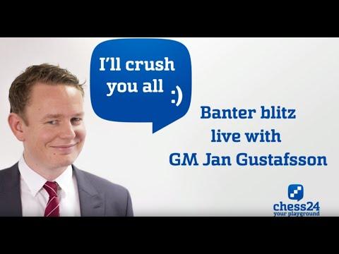 Banter Blitz with Jan Gustafsson (40)
