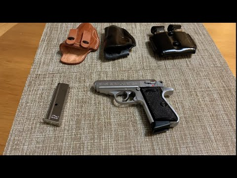 New Walther PPK/S Review!