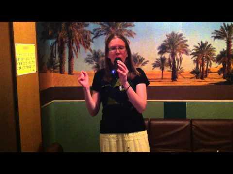 Ahsim sings Missing Link
