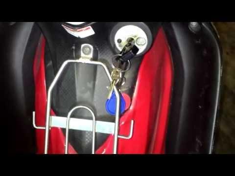 khóa chống trộm xe máy bằng công nghệ RFID