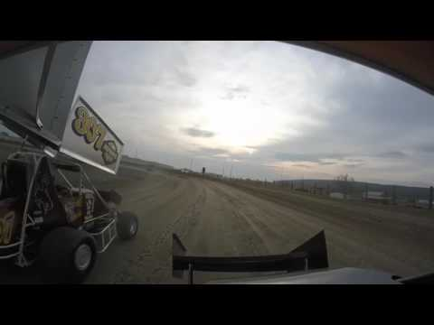 5 7 16 heat race Newcastle, Wyoming