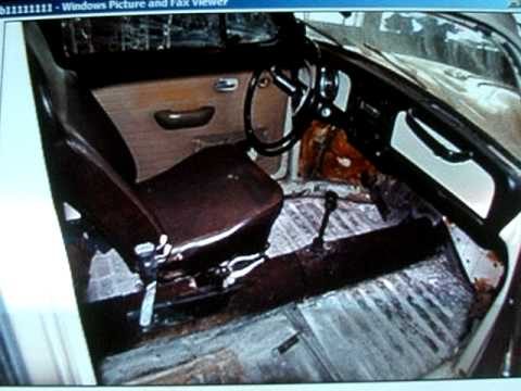 rare ted bundy car interior family house in seattle youtube