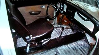 rare ted bundy car interior family house in seattle