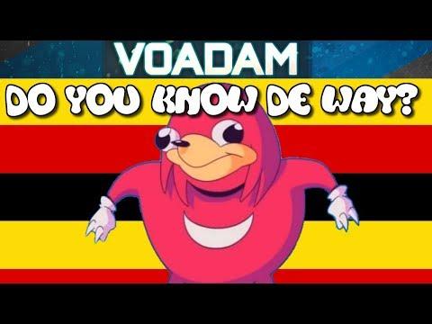 Ugandan Knuckles Memes - What Is Ugandan Knuckles? and Ugandan Knuckles Fanart! (meme review)