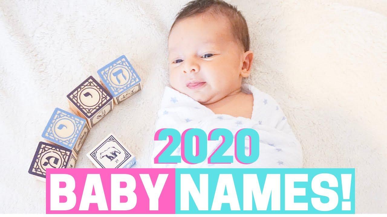 unique boy names 2020