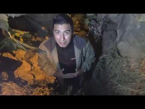 """Los Túneles del cerro """"Churuquella"""" Sucre - Bolivia"""