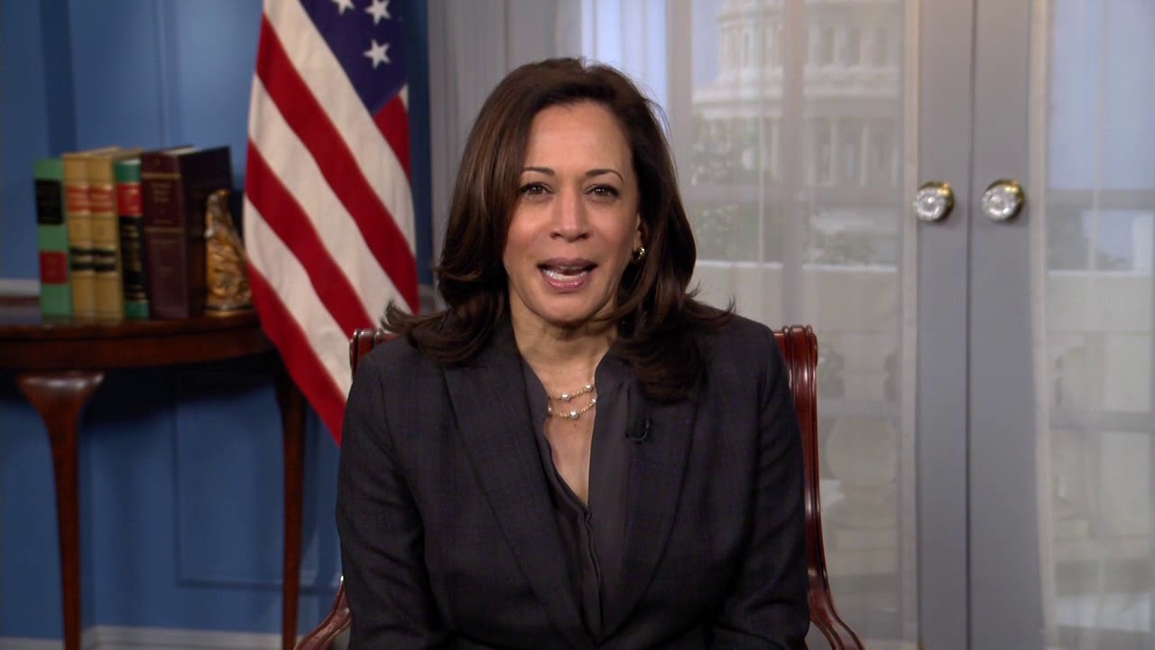 Trump Refers to Senator Kamala Harris as 'This Monster' !?