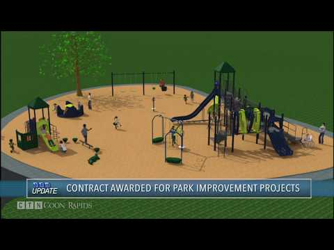 Contract Awarded for Park Improvement Projects