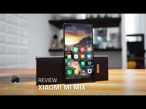 Xiaomi Mi MIX Special Edition Review Indonesia