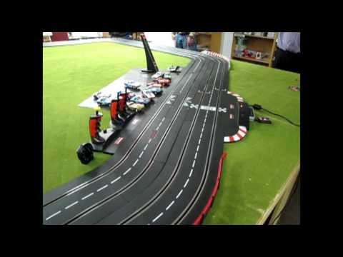 Pan-Am Slot Car Race League Race 3 Edenvale Canada