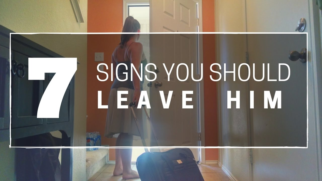 What happens if you leave him?