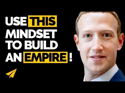 Mark Zuckerberg's FACEBOOK Story - #MentorMeMark