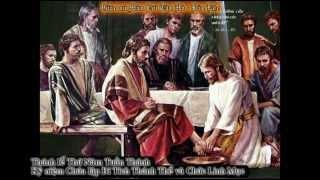 Thánh Lễ TIỆC LY (Thứ 5 Tuần Thánh)