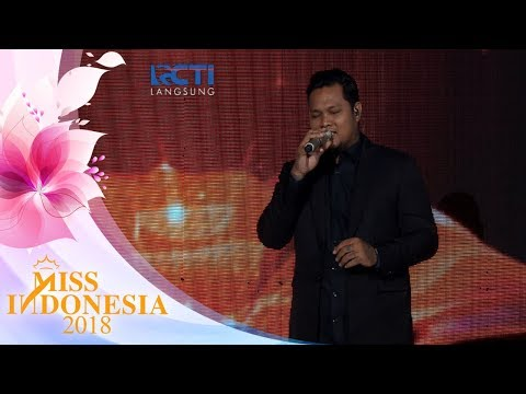 Virgoun Bukti |  Miss Indonesia 2018