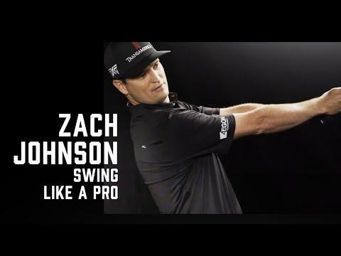 How To Swing Like A PGA Tour Pro   Zach Johnson