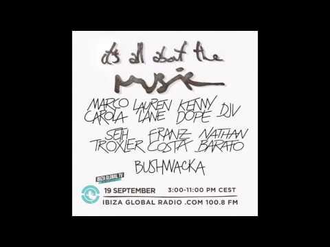 Marco Carola @ Ibiza Global Radio 19-09-2016