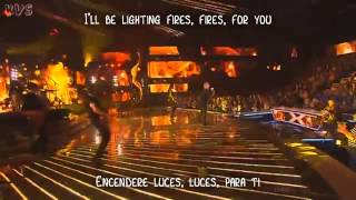 Ronan Keating - Fires (Live) Sub Español/Ingles