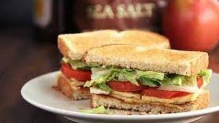 Santa Fe Chicken Sandwich - Sandwich Recipes