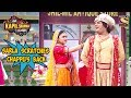 Chappu Asks Sarla To Scratch His Back - The Kapil Sharma Show