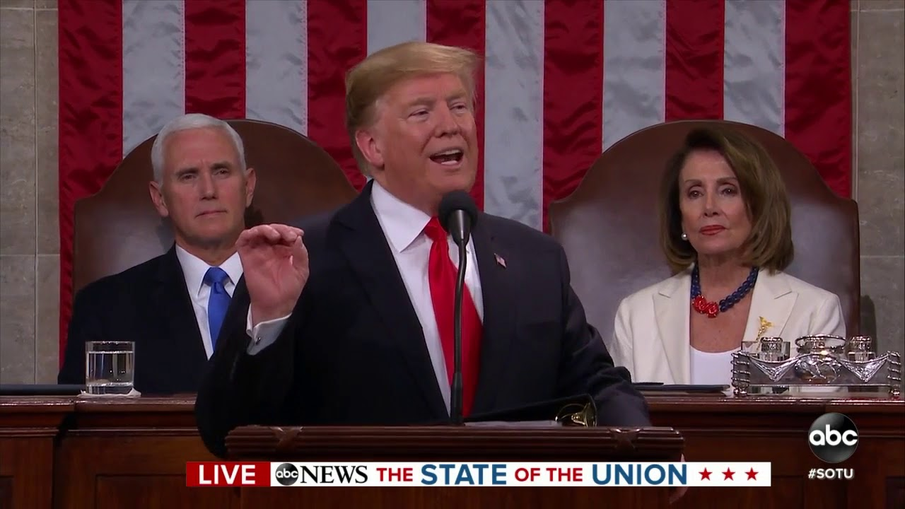 President Trump Won Re-Election with His SOTU Address