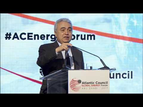 Special Briefing: World Energy Outlook