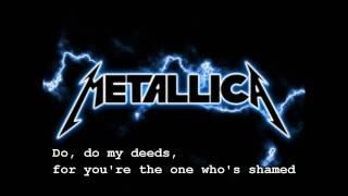 Metallica - Sad But True (HD)