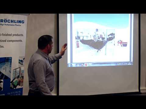 Seahorse Marine Presentation by Tony Tait