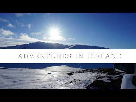ICELAND Travel Vlog!