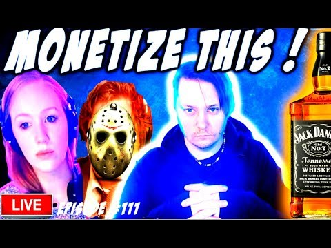 Monetize This ! #111 - Friday The 13th Game ?  TRUMP is a Bully ?