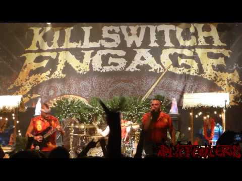 Killswitch Engage Live - COMPLETE SHOW - Hampton Beach, NH (June 22nd, 2017) Ballroom [1080HD]