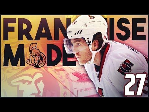 "NHL 18 - Ottawa Senators Franchise Mode #27 ""Going For It"""