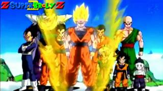 DragonBall Z - Special Opening English [1080p HD]