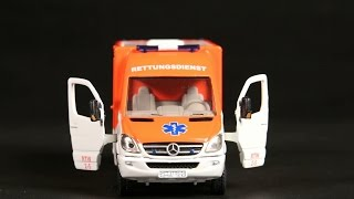ambulance | toy ambulance | cars and trucks videos for toddlers