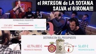 el PATREON de LA SOTANA salva el GIRONA!!! — Mode Carrera FIFA EN CATALÀ