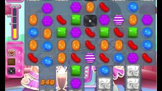 Candy crush level 1447 HD no booster