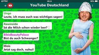 YouTuber reagieren auf Unges Geheimnis! 😲😂