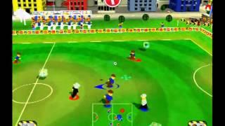 LEGO Football Mania PS2 gameplay (2 Player Friendly) Soccer Mania [Playstation 2]
