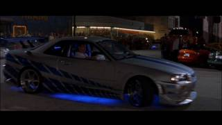 Скачать David Arnold Bridge Gap Crossing 2 Fast 2 Furious OST